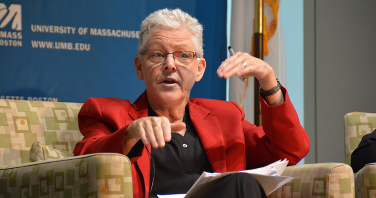 Article regarding Gina McCarthy