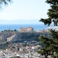 Overlook of Athens