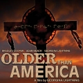 Movie poster for Older than America shows a cross.
