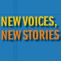 New Voices, New Stories Logo
