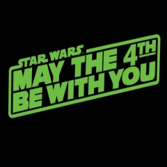 Star Wars Day (May the Fourth Be With You_)