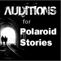 Polaroid Stories Audition graphic
