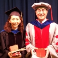 Professors Yong-Chul Shin and KoEun Park
