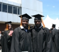 CNHS Students at commencement 2012.