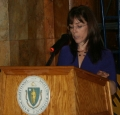Julie Lynch's address at Nurses Day at the State House 2011