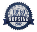Top 50 Social Media Friendly Nursing