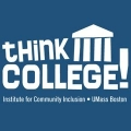 Think College logo - Institute for Community Inclusion, UMass Boston
