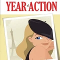 Book cover - year of action