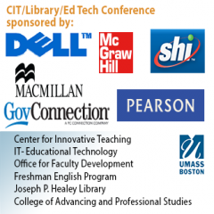 CIT/Ed Tech Conference sponsored by: Dell, GovConnection, and SHI.