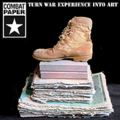 Turn Uniform in to Paper & War Experience into Art