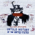 Image that says Oliver Stone's Untold History of the United States
