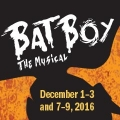 University Hall Theatre set for Bat Boy