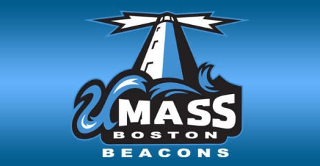 UMass Boston Beacons logo