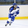 The women's hockey team won their first-ever New England Hockey Conference tournament title on Saturday.