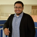 Joel Colon is a program assistant in the Office of Student Leadership and Community Engagement.
