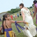 Scene from last year's Native American Festival.