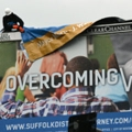 Overcoming Violence billboard