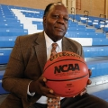 Charlie Titus is the only men's basketball coach the UMass Boston Beacons have ever known.