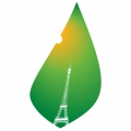 Logo from COP21, which reads,