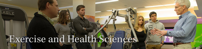 Exercise and Health Sciences