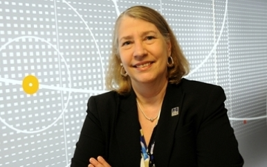 Distinguished Professor in Science and Mathematics Jill Macoska