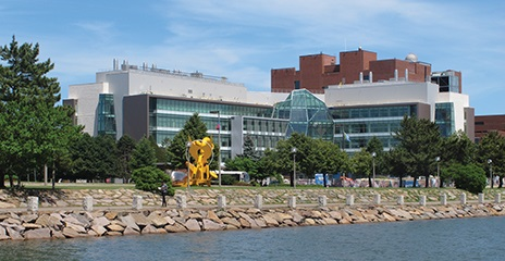 New Integrated Science Building on Boston Harbor