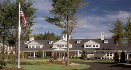 Picture of Pinehills Golf Club clubhouse, Plymouth