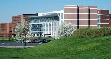 Image of the Campus Center