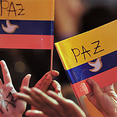 Colombian Supports - Conflict Transformation
