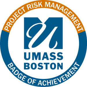 Draft - Badge for Project Risk Management