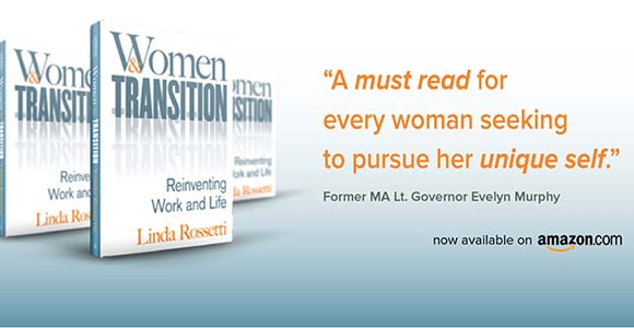 Linda Rossetti's book Women and Transition