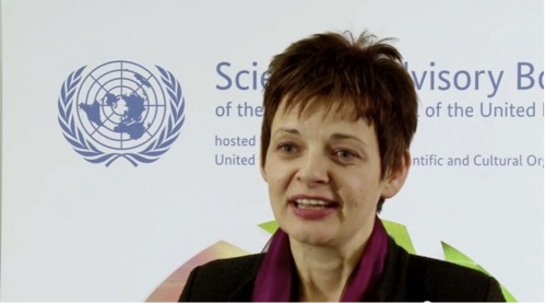 Interview with Professor Maria Ivanova