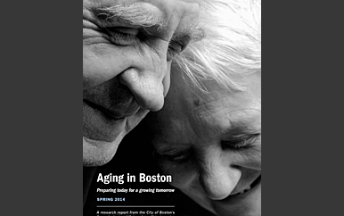 A research report from the City of Boston's Commission on Affairs of the Elderly and the Gerontology Institute at UMass Boston