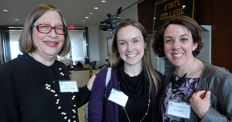 Anne Forman, GLPP's Former Alumnae Coordinator, Reflects on the Program