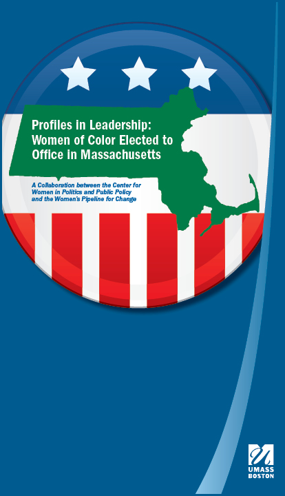 Political Representation Publication - Women in Boston Politics