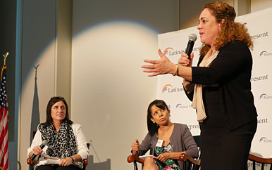 UMass Boston's Center for Women in Politics and Public Policy hosts LatinasRepresent conference