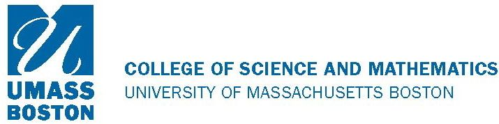 UMass Boston's College of Science and Mathematics is a Collaborator with the Institute