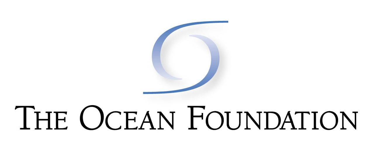 Logo for the Ocean Foundation, a Collaborator of the Collaborative Institute for Oceans, Climate, and Security.
