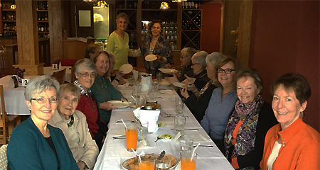 Culinary Adventures Group went on a culinary adventure at a Portuguese restaurant called Laura in Dorchester in December.