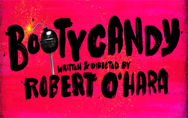 Flyer of the play titled BOOTYCANDY