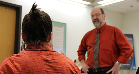 Jeff Crosby, lecturing, faculty in the Labor Studies certificate program