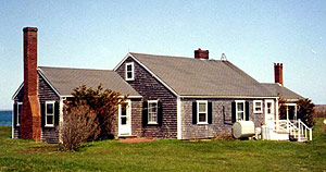 nantucket Field Station doritory
