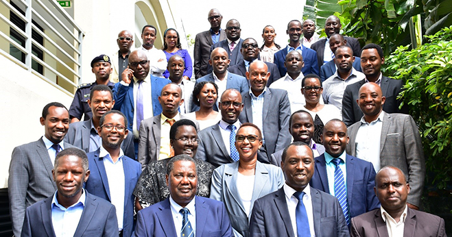 McCormack Graduate School Project Strengthens Legal Professionalism in Rwanda