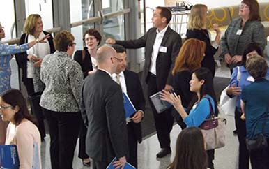team project presentation attendees