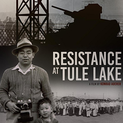 Poster of Resistance at Tule Lake