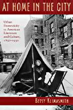 Betsy Klimasmith, At Home in the City. University of New Hampshire Press 2005.