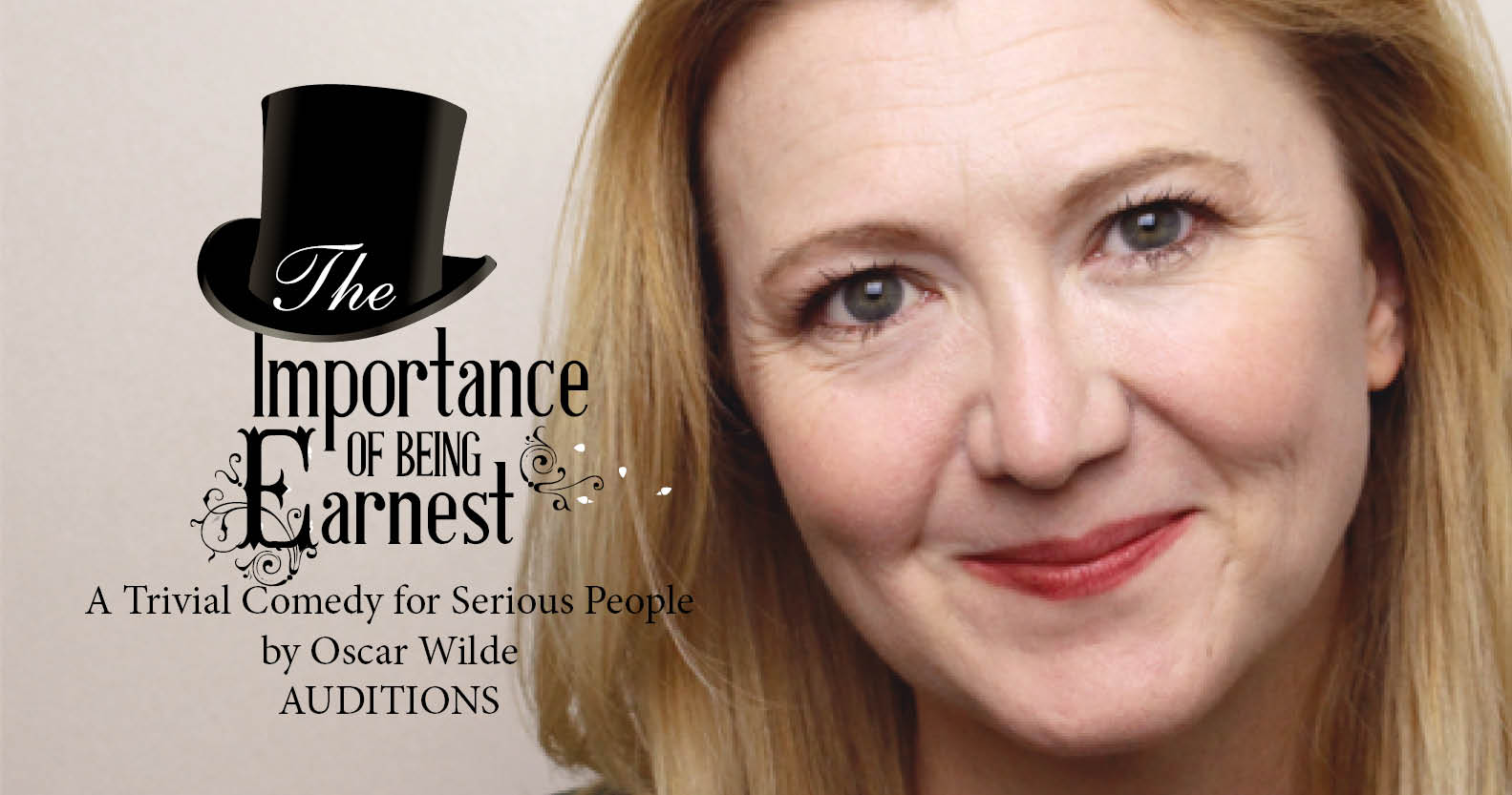 Auditions for Importance of Being Earnest, Q & A with Director Carrie Ann Quinn