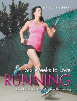 Six Weeks to Love Running cover