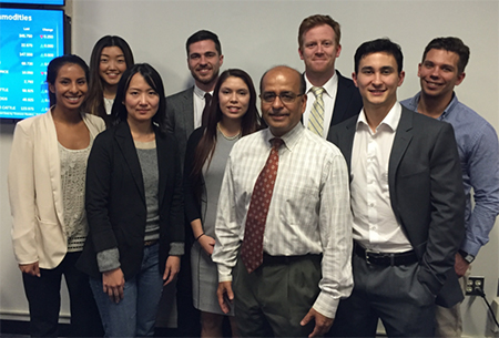 The Executive Committee of UMass Boston's Undergraduate Student Managed Fund
