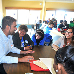 Youth Opinion Matters Event inspires conversation from students and adults